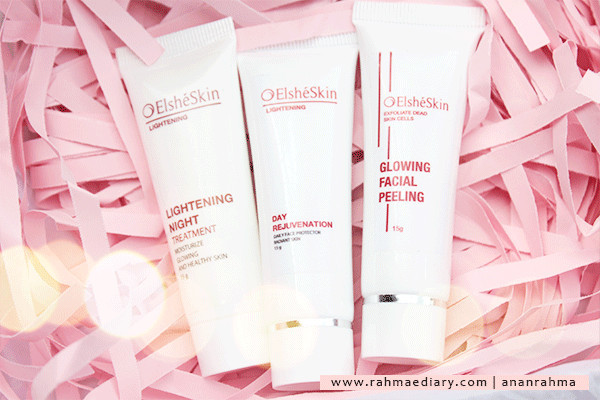 Elsheskin Lightening Treatment Series