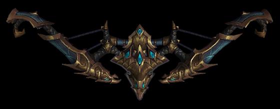 Treffsicherheit MM in Legion: Artefaktwaffe Thas'Dorah