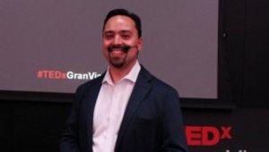 Jorge Ordovás en el TEDx GranVía 2015.