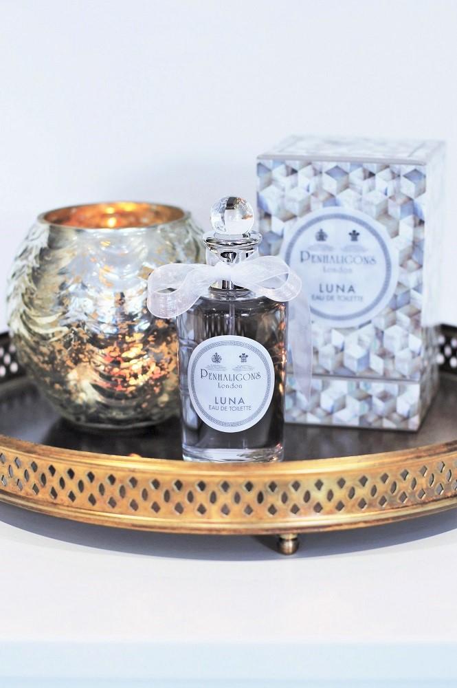 Penhaligon's Luna Eau de Toilette - UK beauty blog