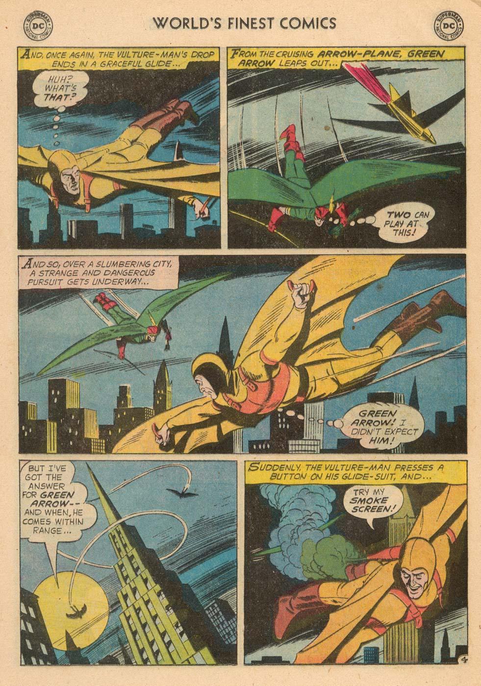 Read online World's Finest Comics comic -  Issue #93 - 20
