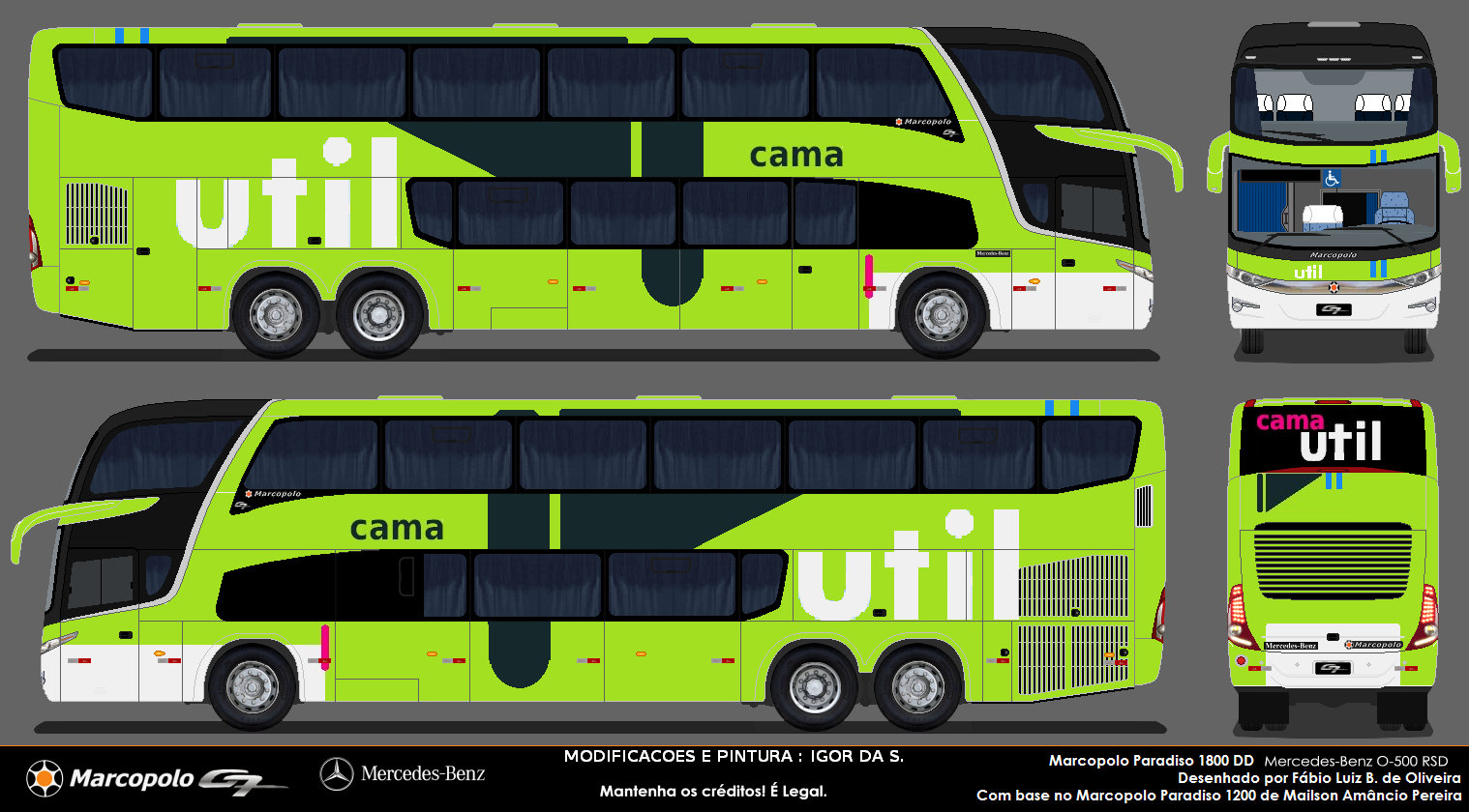desenhos de onibus rodoviarios de todo o brasil util uni o de transporte iterestadual de luxo. Black Bedroom Furniture Sets. Home Design Ideas