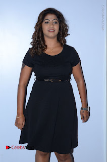 Tollywood Actress Geethanjali Thasya Latest Pos in Black Short Dress at Nanna Nenu Na Boyfriends Audio Launch  0007.JPG