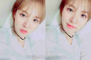 Red Velvet Wendy Latest Selca Photos