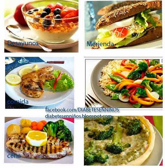 Comida Para Diabeticos Dulce