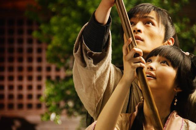 Hu Ge Jin Sha The Myth
