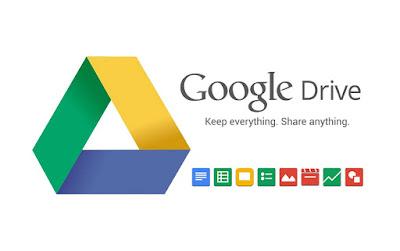 penyimpanan google drive