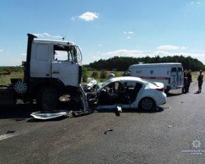 Двоє дітей загинули в аварії
