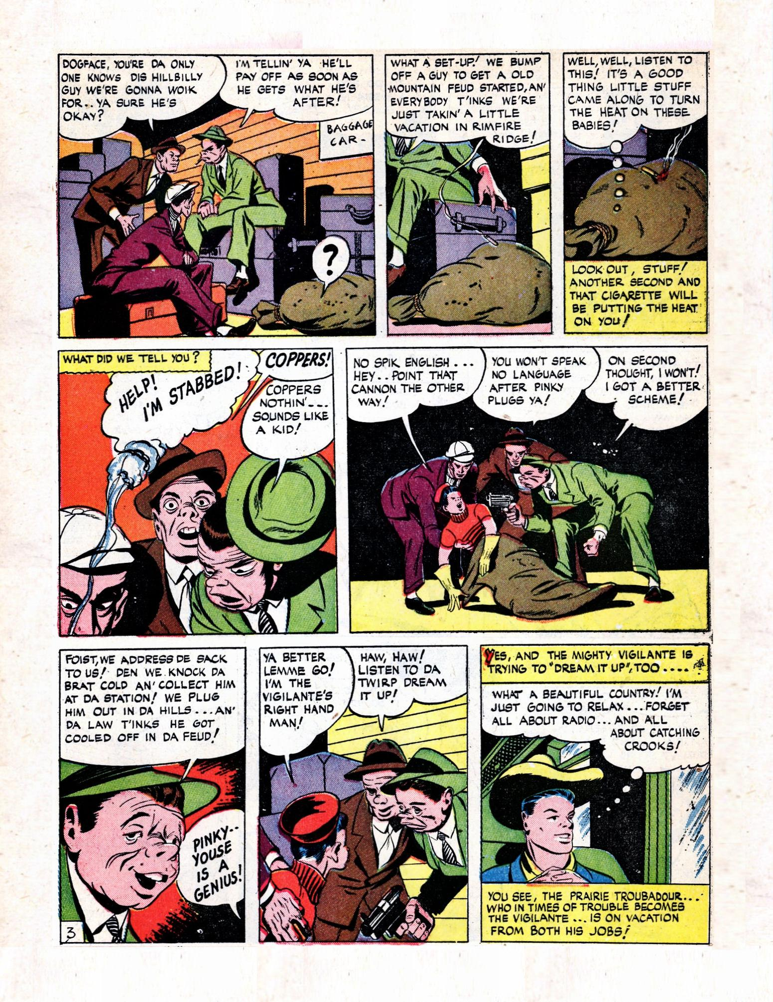 Read online Action Comics (1938) comic -  Issue #57 - 21