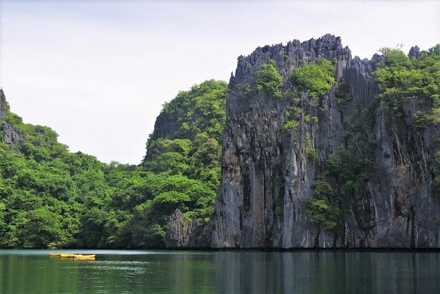 El Nido, Filipinas. Tours de El Nido. Big Lagoon