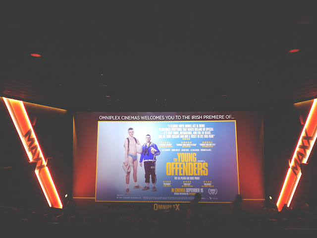 The Young Offenders Cork Premiere