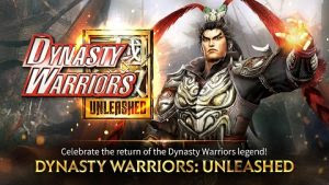 Dynasty Warriors Unleashed Mod Apk Terbaru v1.0.14.5 English Version