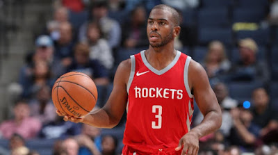 Chris Paul NBA top 10 players