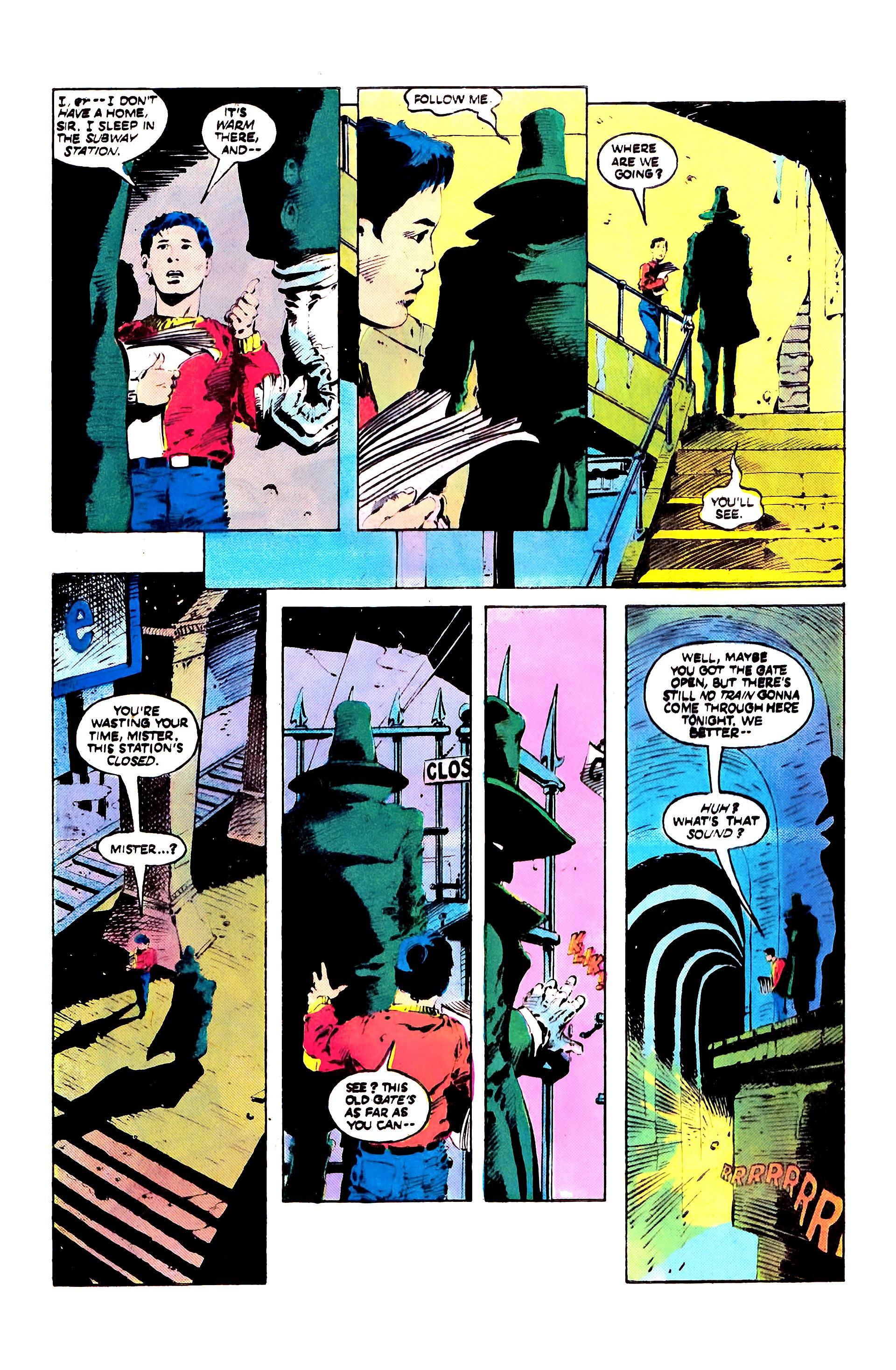Read online Secret Origins (1986) comic -  Issue #3 - 5