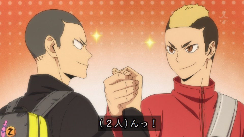 Haikyuu!! Season 4 - Episode 12