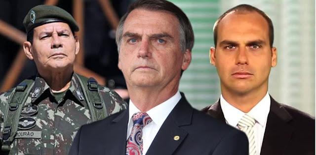 """Bolsonaro: """"Brasil dejará de auspiciar al Gobierno tiránico de Venezuela"""""""