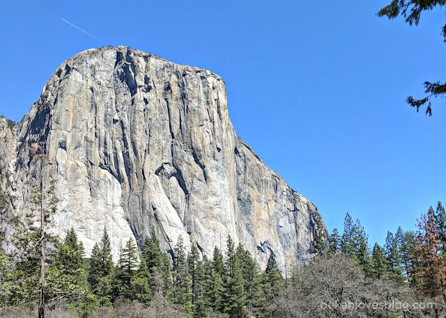 El Capitan Yosemite