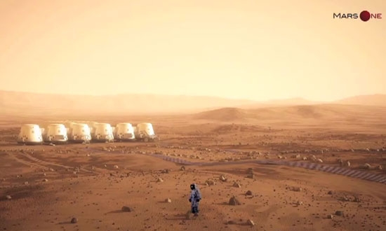 Are you ready to take a trip to the Red Planet??