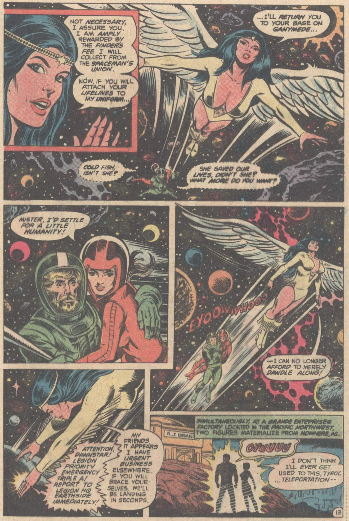 Legion of Super-Heroes (1980) 263 Page 24