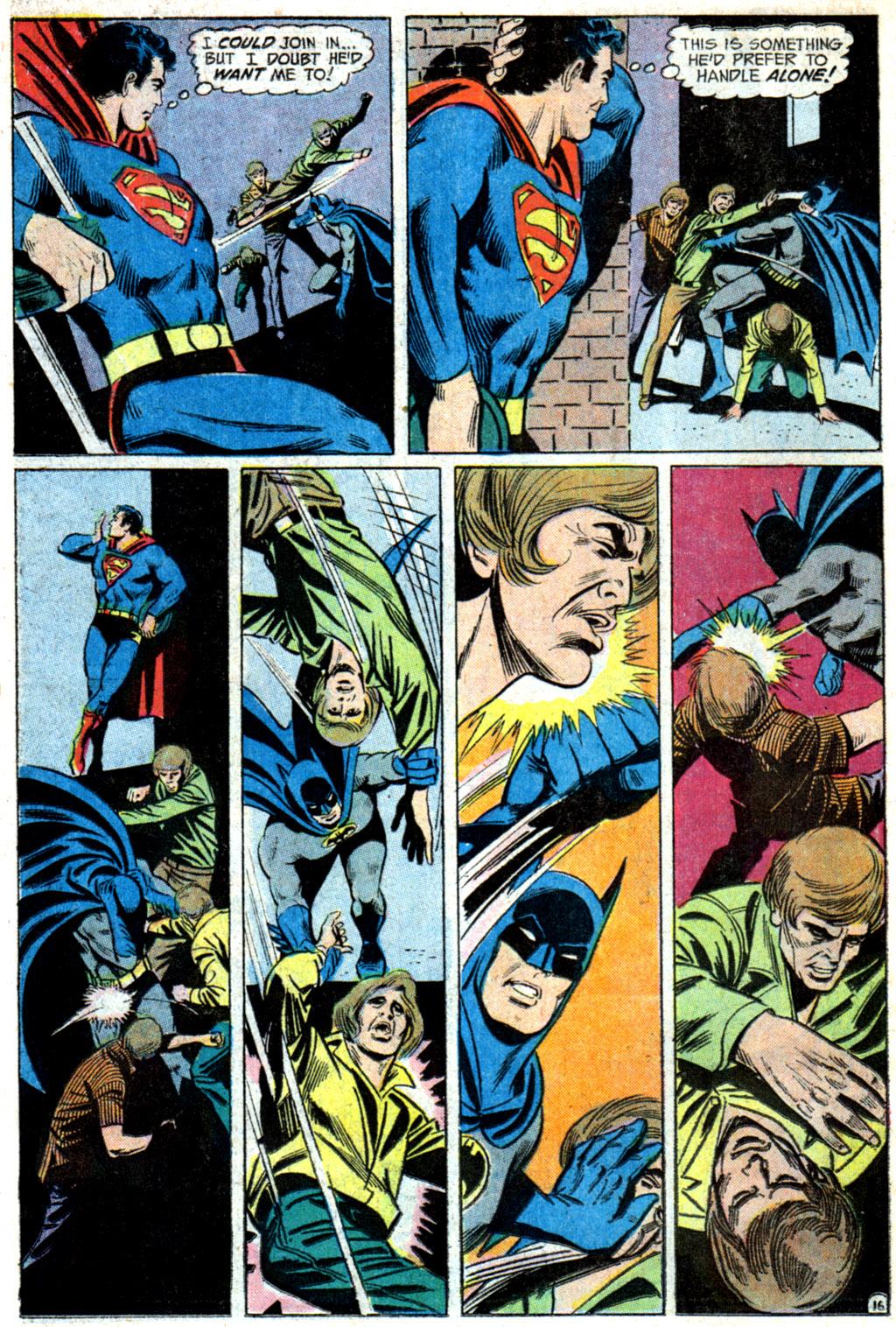 Read online World's Finest Comics comic -  Issue #214 - 22