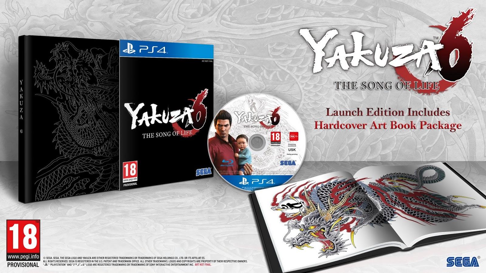 Yakuza 6: The Son of Life llegará el 20 de marzo