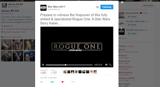 Rogue One trailer clip