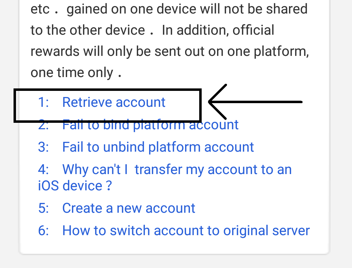 Gmana cara mengembalikan akun mobile legend lama yg belum di bind