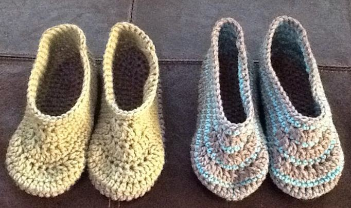 Slippers - chaussons