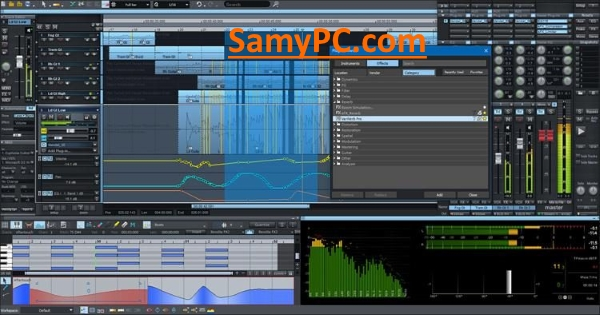 MAGIX Samplitude Pro X4 Suite Free Download Full Latest Version