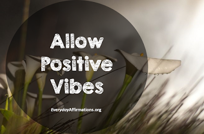 Live Positive Articles, Daily Affirmations, Live Positive