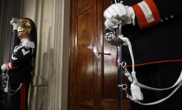 Το φάντασμα της Ιταλίας πλανάται (πάλι) πάνω από την Ευρώπη
