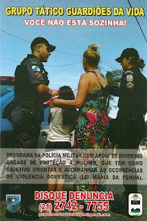 No Dia Internacional da mulher será realizada uma Ação Social em Teresópolis com Grupo Tático Guardiões da Vida do 30°BPM