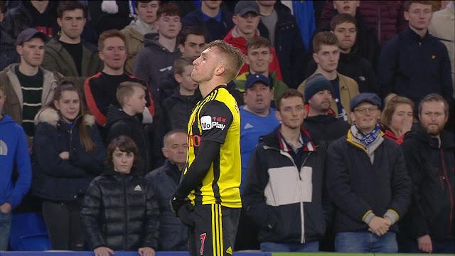 Watford FC Gerard Deulofeu vs Cardiff City