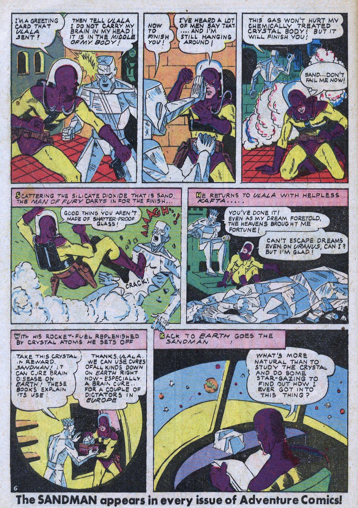 Read online All-Star Comics comic -  Issue #13 - 21