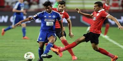 موعد مباراة النصر الإماراتي و شباب الأهلي دبي ضمن مباريات دوري الخليج العربي الإماراتي