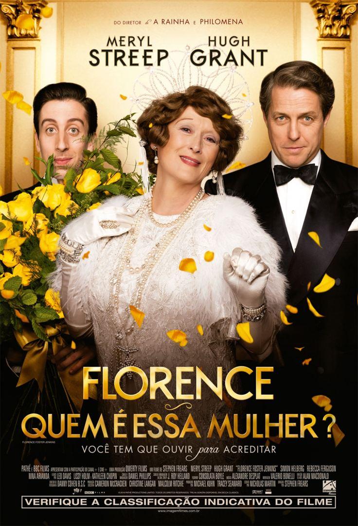 Florence: Quem é Essa Mulher? – HD 720p