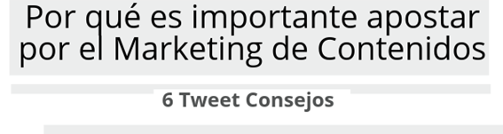 Contenidos, marketing, infografía, infographic, apostar