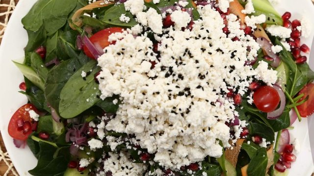 nurselin evi salata tarifleri