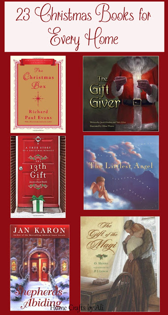 Christmas Books holiday children non-fiction heartwarming christ