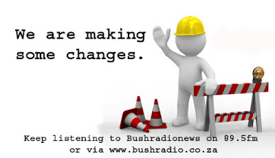 Like the Bush Radio facebook page
