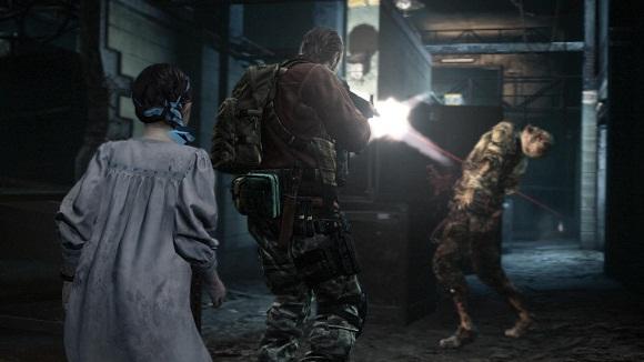 Resident Evil Revelations 2 PC Full Version Screenshot 1