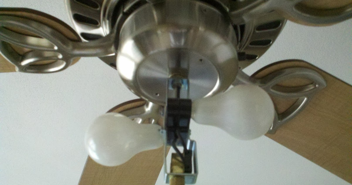 Ceiling Fan Normal Light Bulbs