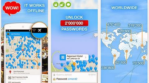 WiFi Map Telas