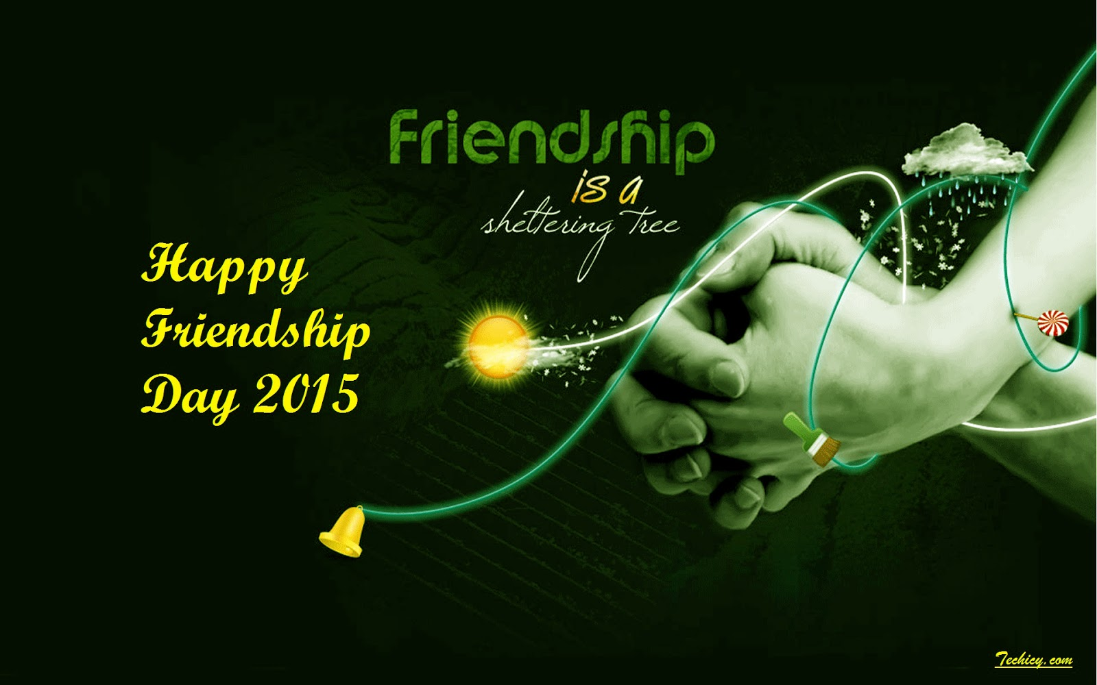 Happy Friendship Day 2017 Wishes