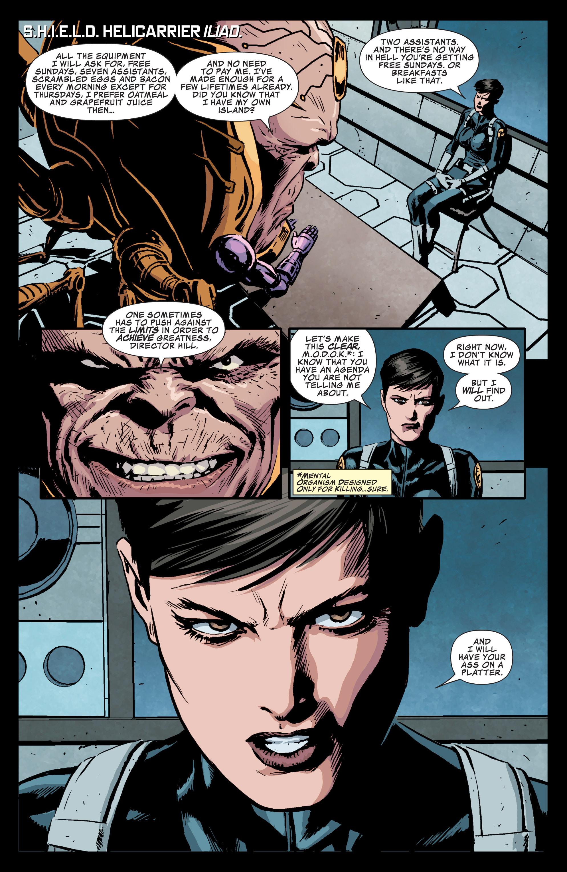 Read online Secret Avengers (2014) comic -  Issue #16 - 16