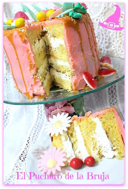 Drip Cake (tarta Con Gotas)