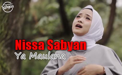 Download Lagu Nissa Sabyan Ya Maulana Mp3 (4.41MB) Single Religi Terbaru 2018,Nissa Sabyan, Album Religi, Lagu Religi, Lagu Cover, 2018