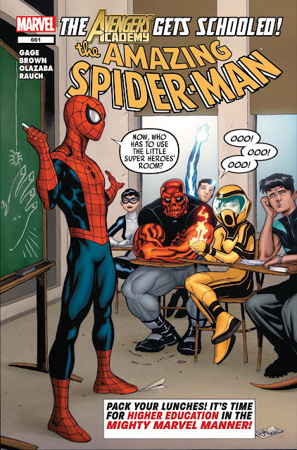 amazing spider man avengers academy