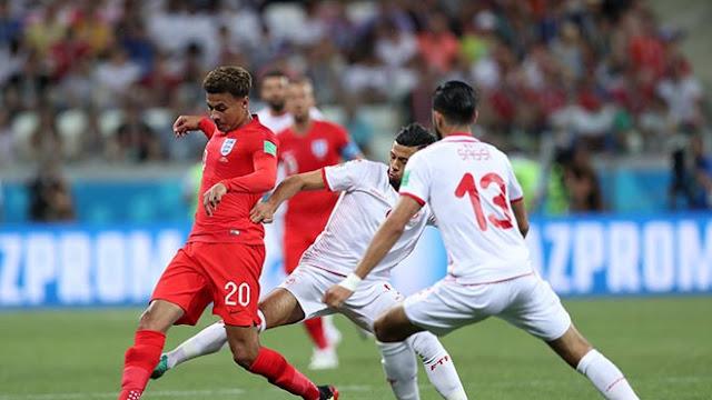 Video Anh - Tunisia: Trọng pháo bùng nổ, vỡ òa phút bù giờ (World Cup 2018)