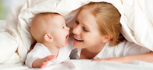 Bayi Yang Cerdas Berkat Ibu Yang Pandai
